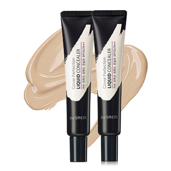 the saem concealer liquid