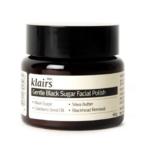 KLAIRS Gentle Black Sugar Facial Polish_Black Sugar Scrub