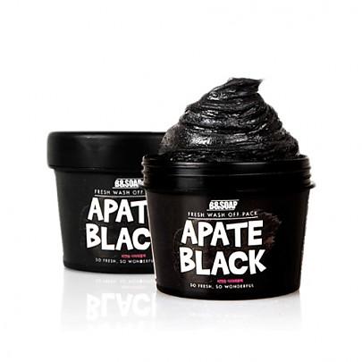 B&Soap Apate Black Wash Off Pack